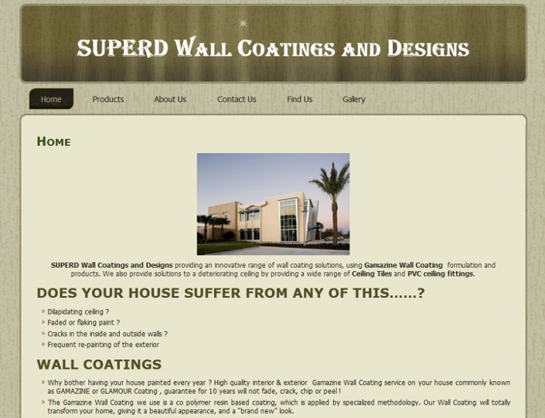 superd-wall-coatings-and-designs - 1st Web Design